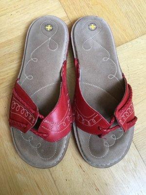 #Doc´s #Flip Flops #Rock ´n Roll RED
