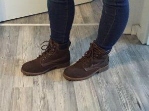 Dockers boots braun 38