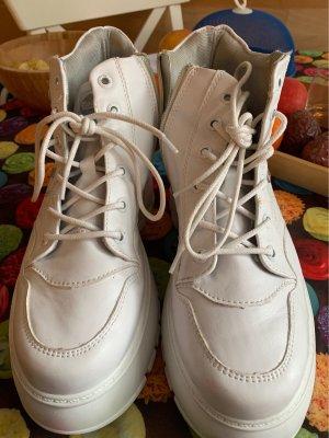 Dockers Bottes de neige blanc