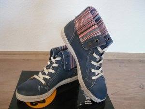 Dockers by Gerli High Top Sneaker navy