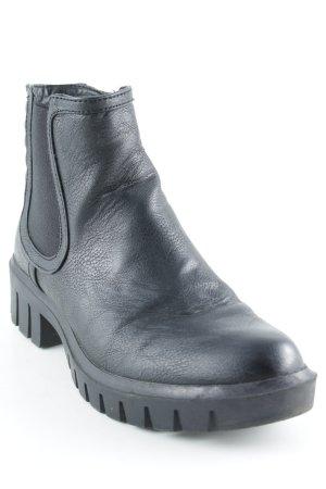Dockers Chelsea Boots schwarz Casual-Look