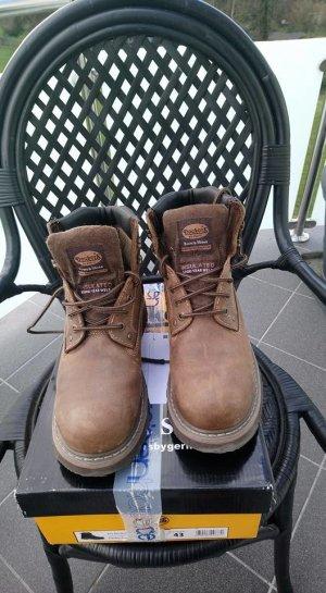Dockers Herren Boots Gr. 43 23DA004-400460 Desert echt Leder