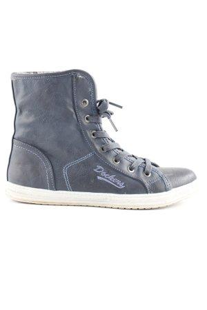 Dockers High Top Sneaker dunkelblau Casual-Look