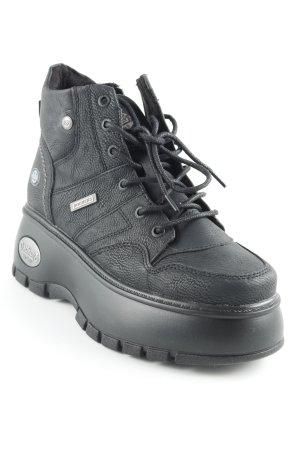 Dockers High Top Sneaker schwarz Urban-Look