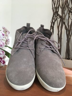 Dockers Wildleder Sneaker Boots Schuhe Gr. 41 grau