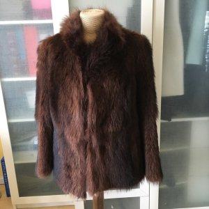 Pelt Jacket black brown pelt