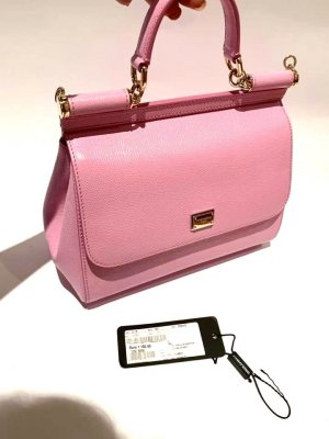 Dolce & Gabbana Shoulder Bag pink