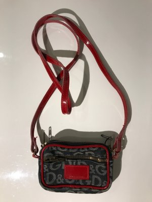 Dolce & Gabbana Mini Bag blue-red