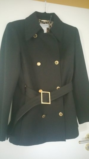 Dolce & Gabbana Short Jacket black-sand brown