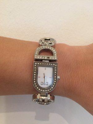 #Dolce&Gabanna Armbanduhr mit #Swaroski Steinchen; Original, 65€