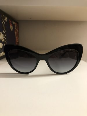 Dolce & Gabbana Butterfly Glasses black