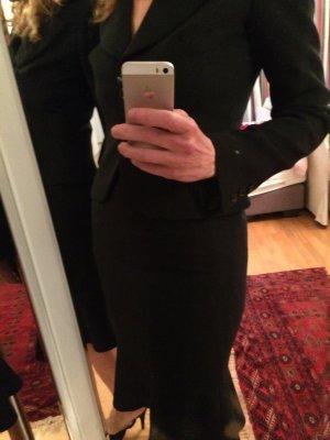 Dolce & Gabbana Tailleur noir laine