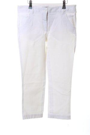 Dolce & Gabbana 3/4 Jeans weiß Casual-Look