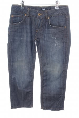 Dolce & Gabbana 3/4 Length Jeans blue casual look