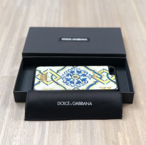 Dolce & Gabbana 6/6S iPhone Cover in Originalkarton