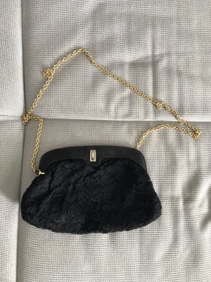 Dolce & Gabbana Crossbody bag black-gold-colored