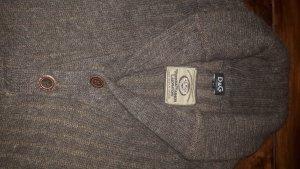 Dolce & Gabbana Pull en laine bronze laine alpaga