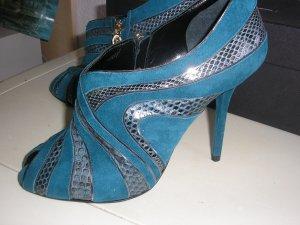 dolce & gabbana ankle boots, gr. 36,5, neu.