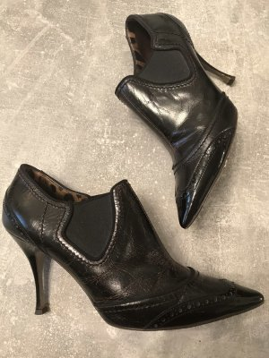 Dolce&Gabbana Ankle Boots, Stieflette. Gr 39,5. KP 450€