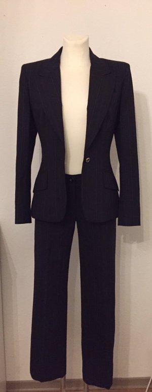 Dolce & Gabbana Business Suit black-pink