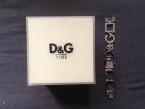 Dolce & Gabbana Analoog horloge lichtgrijs