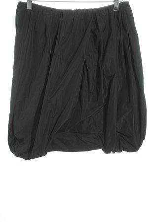 Dolce & Gabbana Jupe ballon noir style décontracté