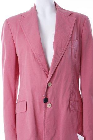 Dolce & Gabbana Blazer rosa Vintage-Look