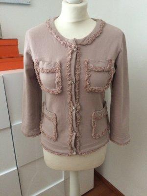 Dolce & Gabbana Blazerjacke in rose