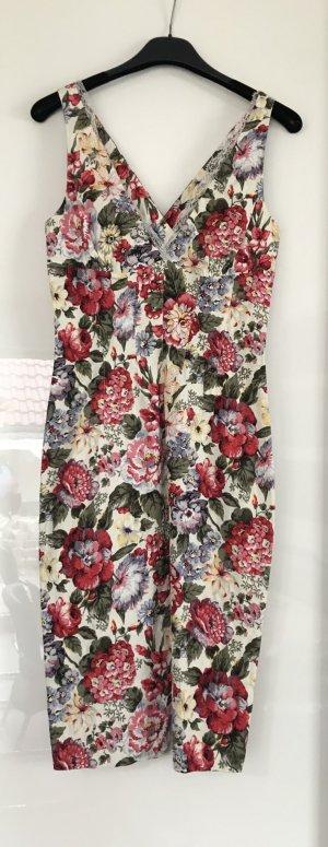 Dolce Gabbana Blumenkleid
