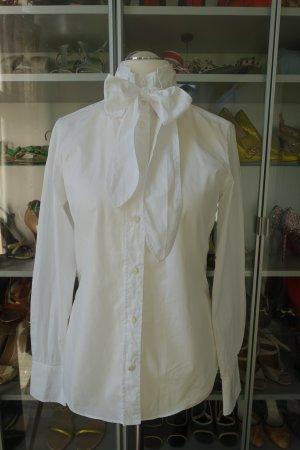 Dolce & Gabbana Camicia a maniche lunghe bianco Cotone