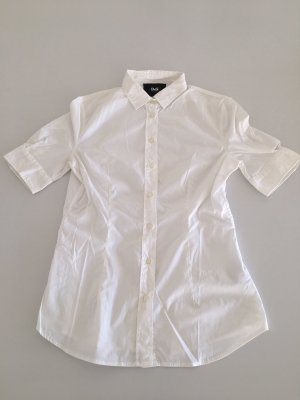 Dolce & Gabbana Short Sleeved Blouse white