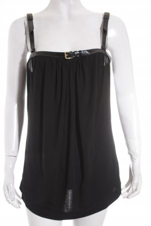 Dolce & Gabbana Blusentop schwarz Street-Fashion-Look