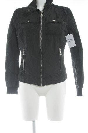 Dolce & Gabbana Bomberjacke schwarz Street-Fashion-Look