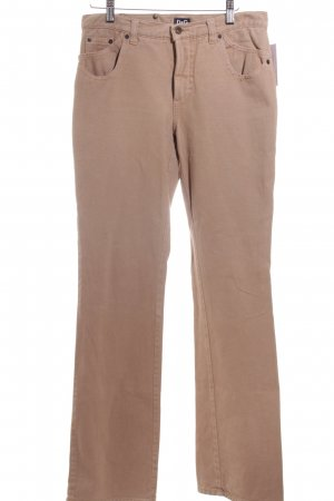 Dolce & Gabbana Boot Cut Jeans camel Casual-Look
