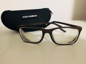 Dolce & Gabbana Glasses grey brown