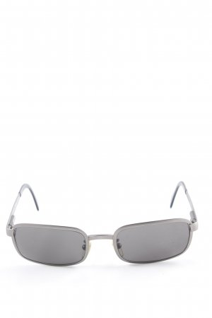 Dolce & Gabbana Glasses silver-colored-black casual look