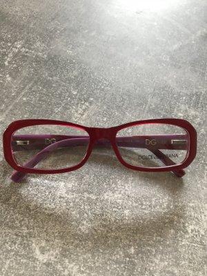 Dolce & Gabbana Glasses carmine