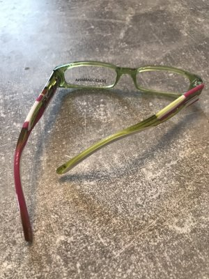 Dolce & Gabbana Glasses lime-green