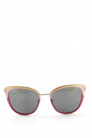 Dolce & Gabbana Butterfly Glasses multicolored casual look