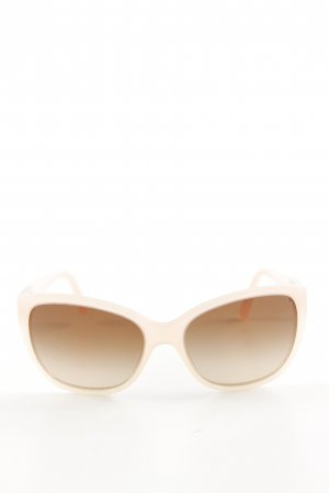Dolce & Gabbana Butterfly Brille nude Business-Look