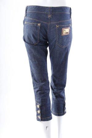 Dolce & Gabbana Capri Jeans blau