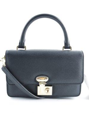 Dolce & Gabbana Borsa clutch nero elegante