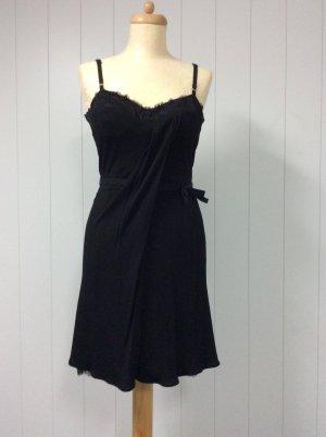 Dolce & Gabbana Abito corpetto nero Seta