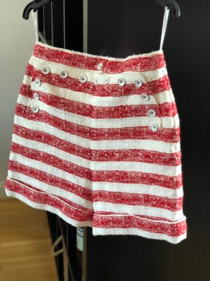 Dolce & Gabbana D&G High-Waist Shorts