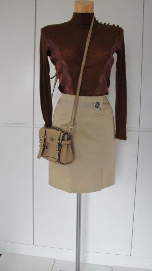 Dolce & Gabbana Turtleneck Sweater brown