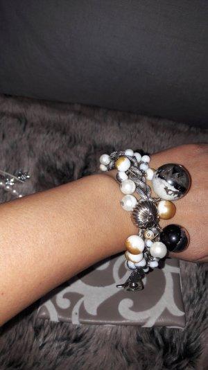 dolce & gabbana damen armband mit perlen