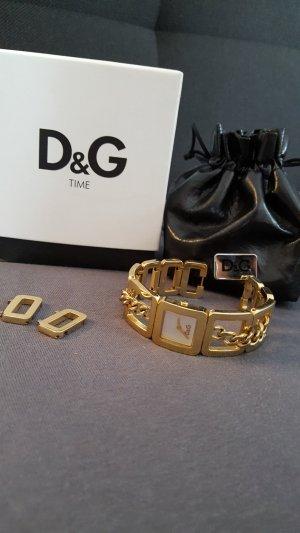 Dolce&Gabbana Damen Armbanduhr, gold
