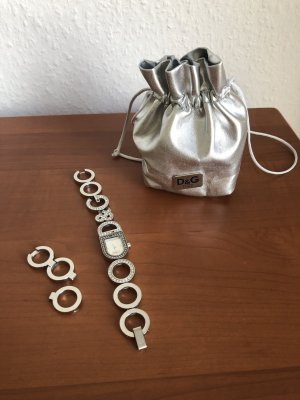 Dolce&Gabbana Damen Uhr mir Swarowski Steinen