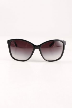 "Dolce & Gabbana Angular Shaped Sunglasses ""DG4170P"" black"