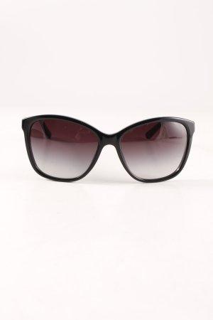 "Dolce & Gabbana Hoekige zonnebril ""DG4170P"" zwart"